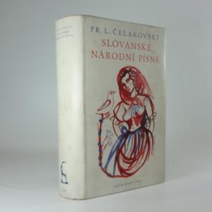náhled knihy - Slovanské národní písně