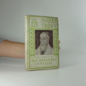 náhled knihy - Historie našich dnů. IV, Pan Bergeret v Paříži