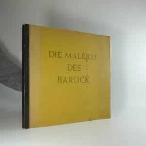 náhled knihy - Die Malerei des Barock