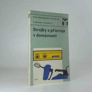 náhled knihy - Strojky, přístroje a jiná zařízení v domácnosti