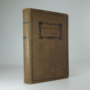 náhled knihy - Lehrbuch der Experimentalphysik