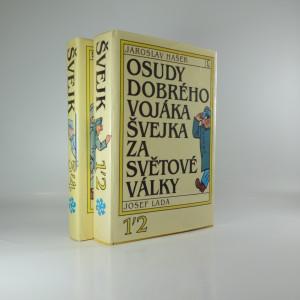 náhled knihy - Osudy dobrého vojáka Švejka za světové války (2 díly)