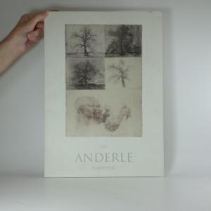 náhled knihy - Jiří Anderle - portfolio