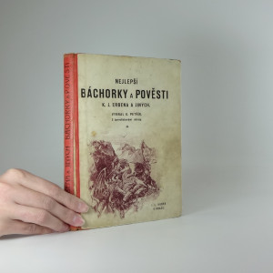 náhled knihy - Nejlepší báchorky a pověsti K.J. Erbena a jiných