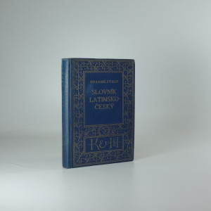 náhled knihy - Slovník latinsko-český