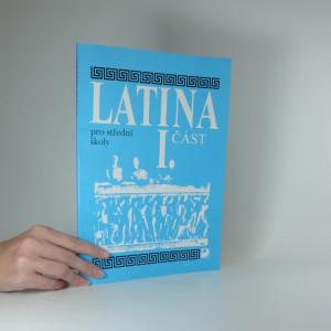 náhled knihy - Latina pro střední školy, I. část