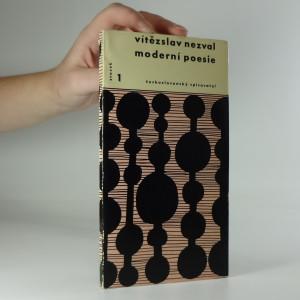 náhled knihy - Moderní Poesie