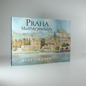 náhled knihy - Praha : malířské procházky