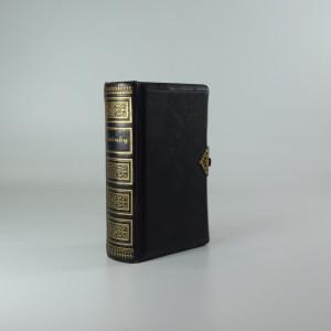 náhled knihy - Pomněnky ve vínek nebeský (úplná modlitební kniha)