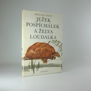 náhled knihy - Ježek Pospíchálek a želva Loudalka