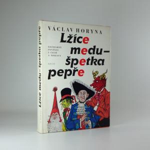 náhled knihy - Lžíce medu - špetka pepře (rozmarné pověsti z Čech a Moravy)