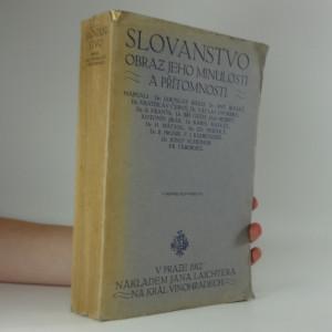 náhled knihy - Slovanstvo - obraz jeho minulosti a přítomnosti