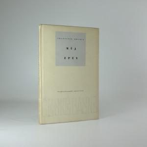 náhled knihy - Můj zpěv - české básně