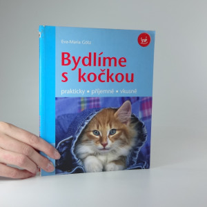 náhled knihy - Bydlíme s kočkou : prakticky, příjemně, vkusně