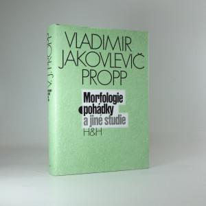 náhled knihy - Morfologie pohádky a jiné studie