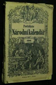 náhled knihy - Pečírkův Národní kalendář
