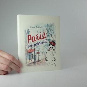 náhled knihy - Paříž pro pokročilé