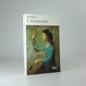 náhled knihy - L'immortalité