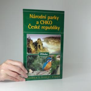 náhled knihy - Národní parky a CHKO České republiky - příloha