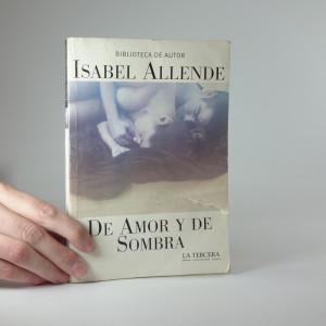 náhled knihy - De amor y de sombra