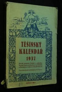 náhled knihy - Těšínský kalendář