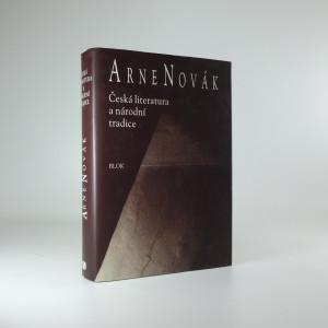 náhled knihy - Česká literatura a národní tradice