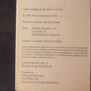 antikvární kniha Poesía completa, 1994