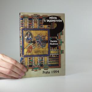 náhled knihy - Místa s tajemstvím : (kapitoly z literární topologie)