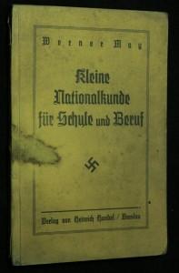 náhled knihy - Kleine nationalkunde fur Schule und Beruf