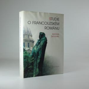 náhled knihy - Studie o francouzském románu