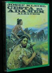 náhled knihy - Cesta za Adamem