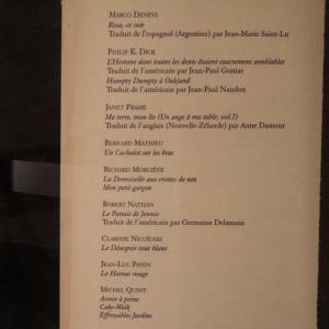 antikvární kniha Au pays des sables, 2002