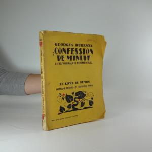 náhled knihy - Confession de minuit