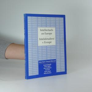 náhled knihy - Intellectuels en Europe / Intelektuálové v Evropě