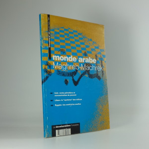 náhled knihy - Monde arabe