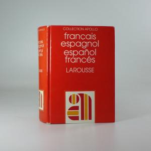 náhled knihy - Francais - espagnol, espagnol - francés