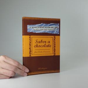 náhled knihy - Sabor a chocolate