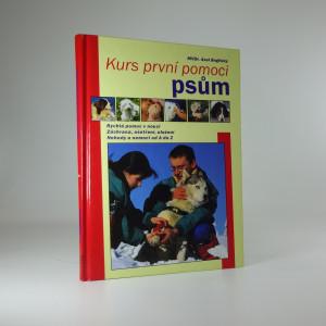 náhled knihy - Kurs první pomoci psům