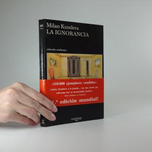 náhled knihy - La ignorancia