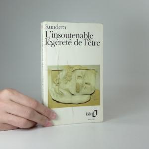 náhled knihy - L´insoutenable légereté de l´etre