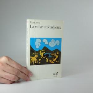 náhled knihy - La valse aux adieux