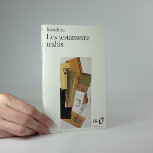 náhled knihy - Les testaments trahis