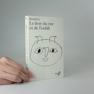 náhled knihy - Le livre du rire et de l'oubli