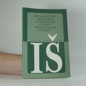 náhled knihy - Diplomatický protokol a praktické otázky společenské etikety
