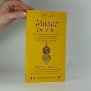 náhled knihy - Maroc: Envie de...