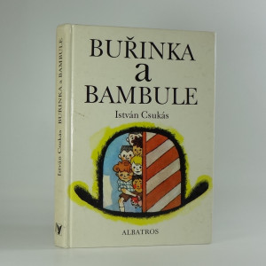 náhled knihy - Buřinka a bambule