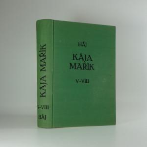 náhled knihy - Kája Mařík V.-VIII.