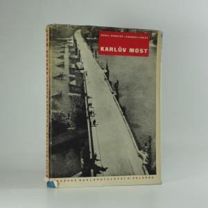 náhled knihy - Kamil Novotný, Emanuel Poche – Karlův most