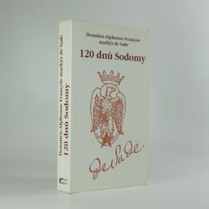 náhled knihy - 120 dnů Sodomy