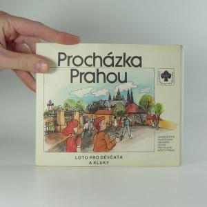náhled knihy - Procházka Prahou: Loto pro děvčata a kluky